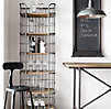 Salvaged Trumeau Chalkboard Black