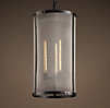 "Riveted Mesh 14"" Pendant"
