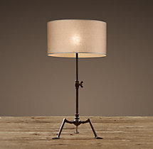 French Spider-Leg Table Lamp