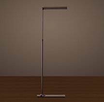Slimline Floor Lamp Bronze