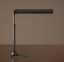Slimline Table Lamp Bronze
