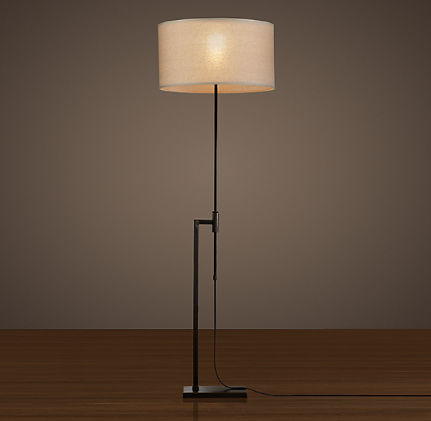 Menlo Floor Lamp Bronze