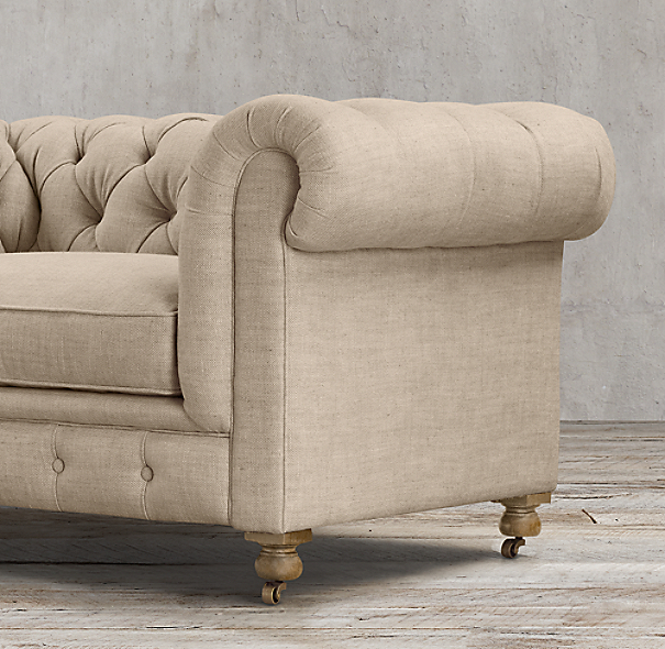 "60"" Kensington Upholstered Sofa"