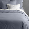 Garment-Dyed Sateen Duvet Cover
