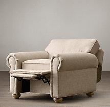 Lancaster Upholstered Recliner