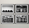 Cole Thompson: Grain Silo Series Silo 1