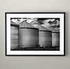 Cole Thompson: Grain Silo Series Silo 2