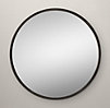 Custom Metal Mirror Beveled