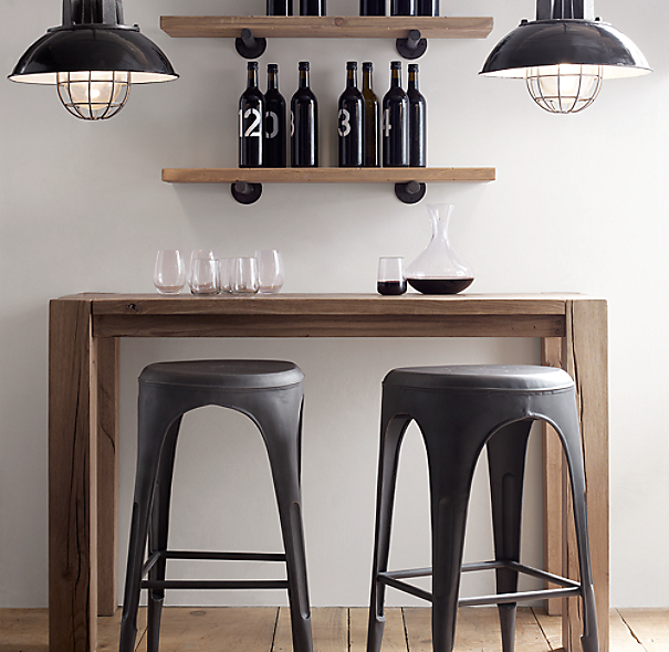 Remy Bar and Counter Stools