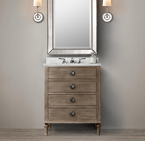 Maison Powder Room Vanity