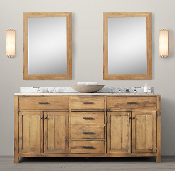 Logan Double Vanity Sink