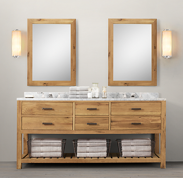 Logan Double Washstand