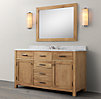 Logan Extra Wide Single Vanity Sink