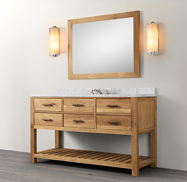 Logan Extra Wide Single Washstand