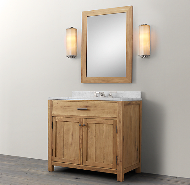 Logan Single Vanity Sink