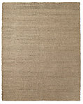 Chunky Braided Wool Rug - Oatmeal