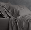Garment-Dyed Percale Pillowcases (Set of 2)