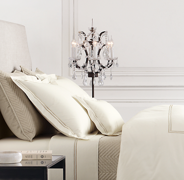 Garment-Dyed Textured Linen Bedding Collection