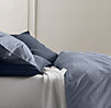 Garment-Dyed Sateen Bedding Collection