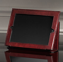 Artisan Leather iPad® Cover - Garnet