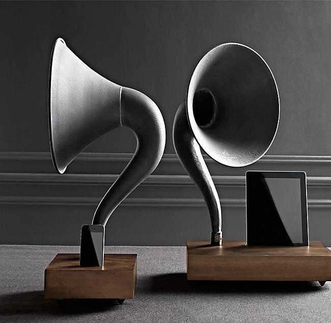 iPad® Gramophone