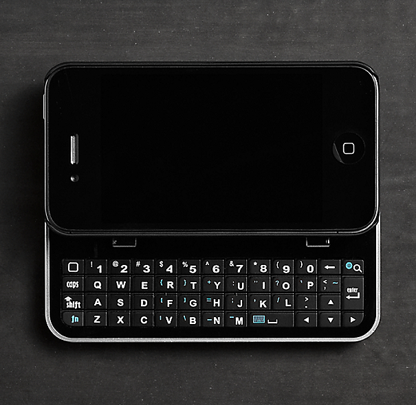 Bluetooth&#174 iPhone® Keyboard