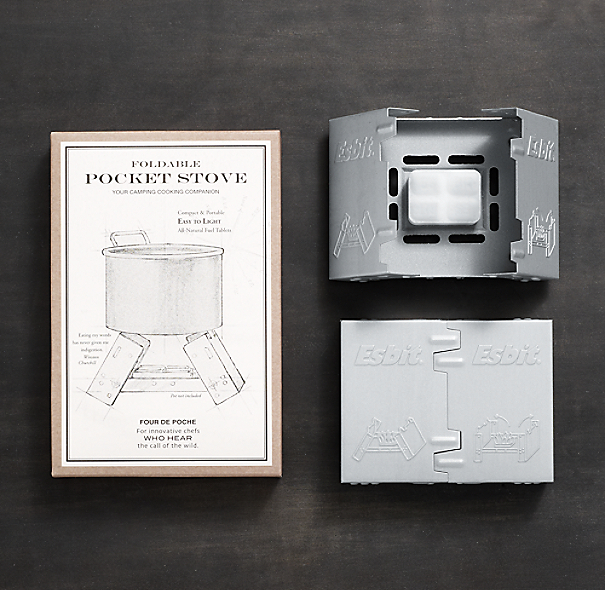 Pocket Stove