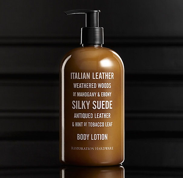 European Scent Lotion - Italian Leather