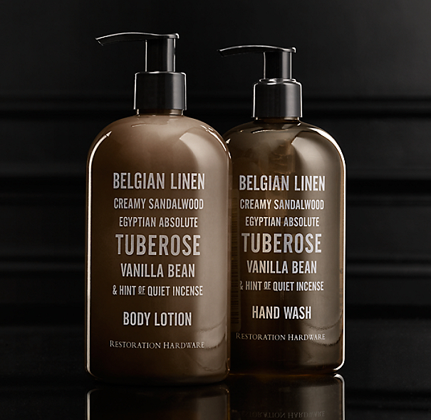 Belgian Linen Soap & Lotion Collection