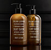 Italian Leather Soap & Lotion Collection