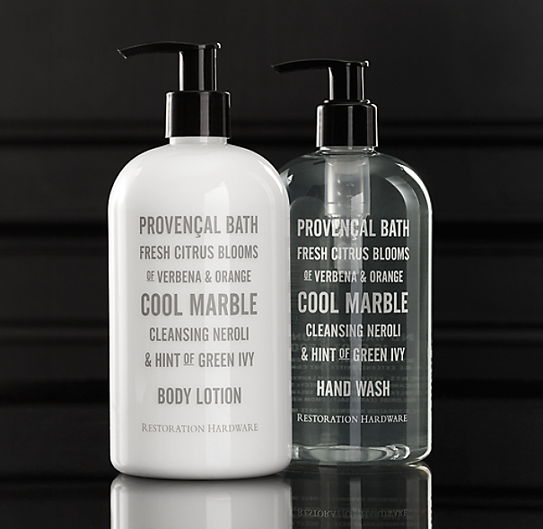 Provençal Bath Soap & Lotion Collection