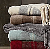 Chenille Throws - Plaid