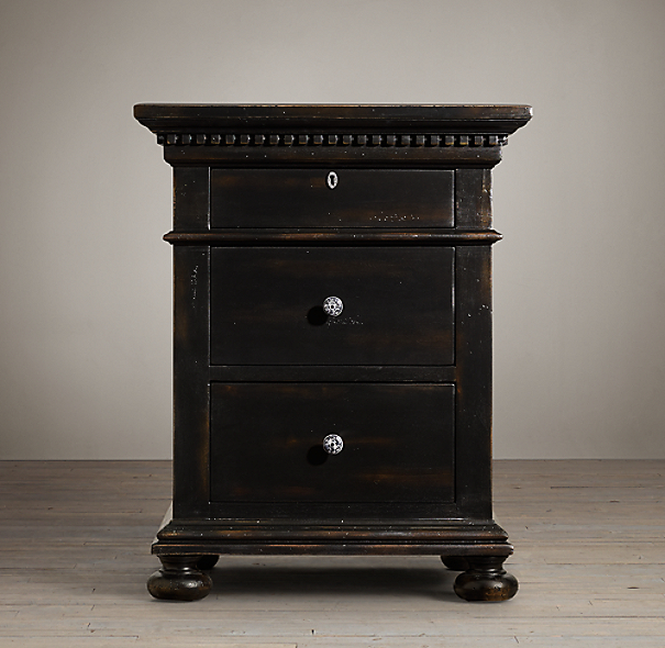 "24"" St. James Closed Nightstand"
