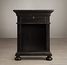 "24"" St. James Open Nightstand"