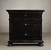 "32"" St. James Closed Nightstand (Set of 2)"