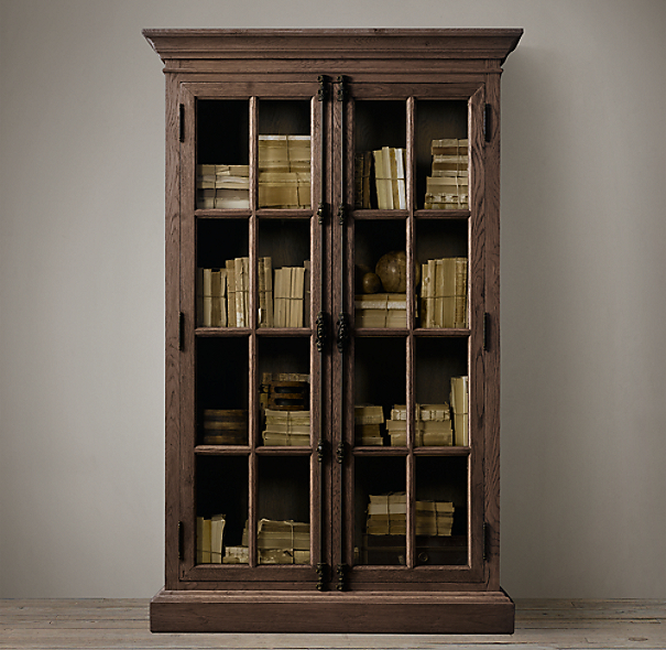 French Casement Cabinets
