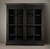 Grand French Casement Cabinet