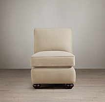 Lancaster Upholstered Armless Chair