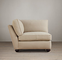 Lancaster Upholstered Corner Chair