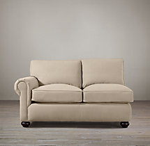 Lancaster Upholstered Left-Arm Sofa