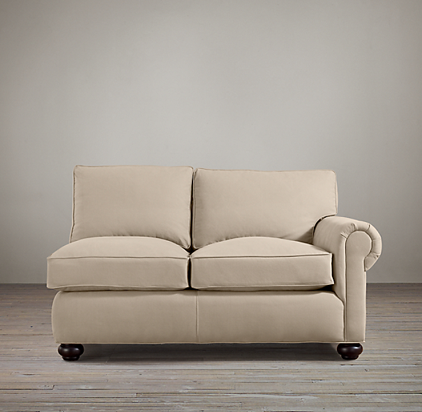 Lancaster Upholstered Right-Arm Sofa