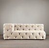 Soho Tufted Upholstered Left-Arm Sofa
