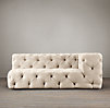 Soho Tufted Upholstered Right-Arm Sofa