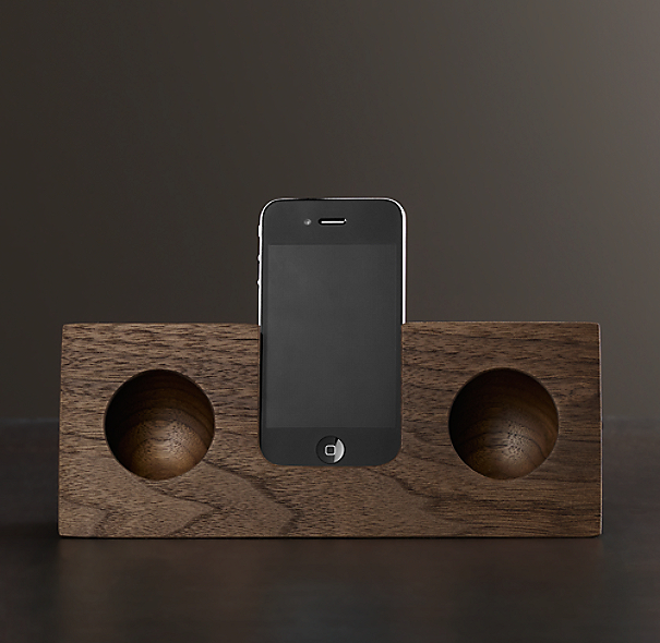 The Original iPhone® Speaker by Koostik