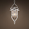 Convoy Pendant Small Polished Nickel