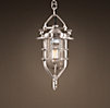 Convoy Pendant Small Antique Nickel