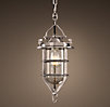Convoy Pendant Antique Nickel