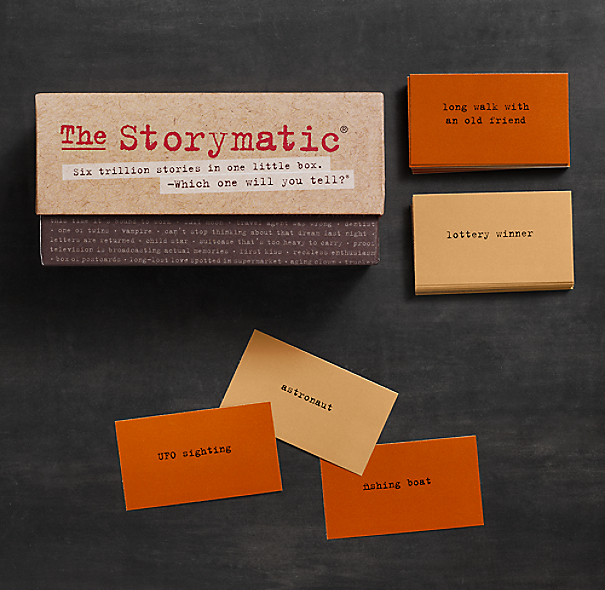 The Storymatic