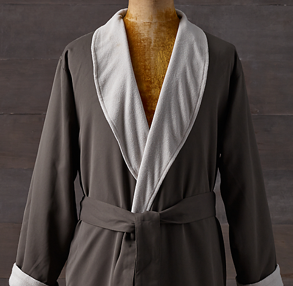 Signature Spa Robe