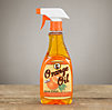 Orange Oil Wood Polish